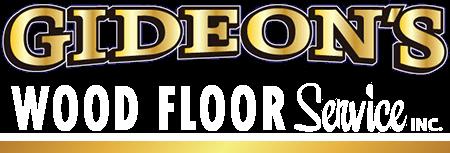 gideon's wood floor service logo